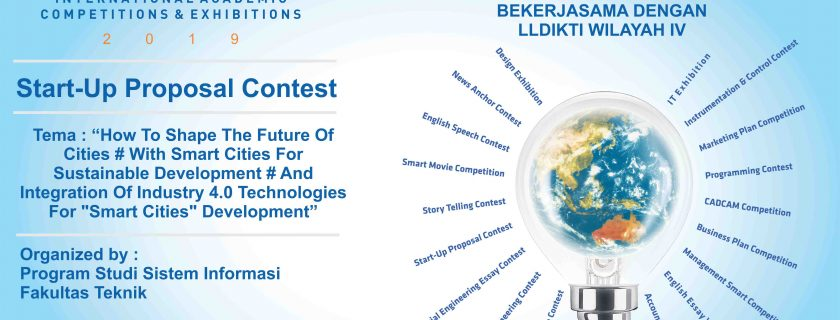 Start-up Proposal Contest 2019