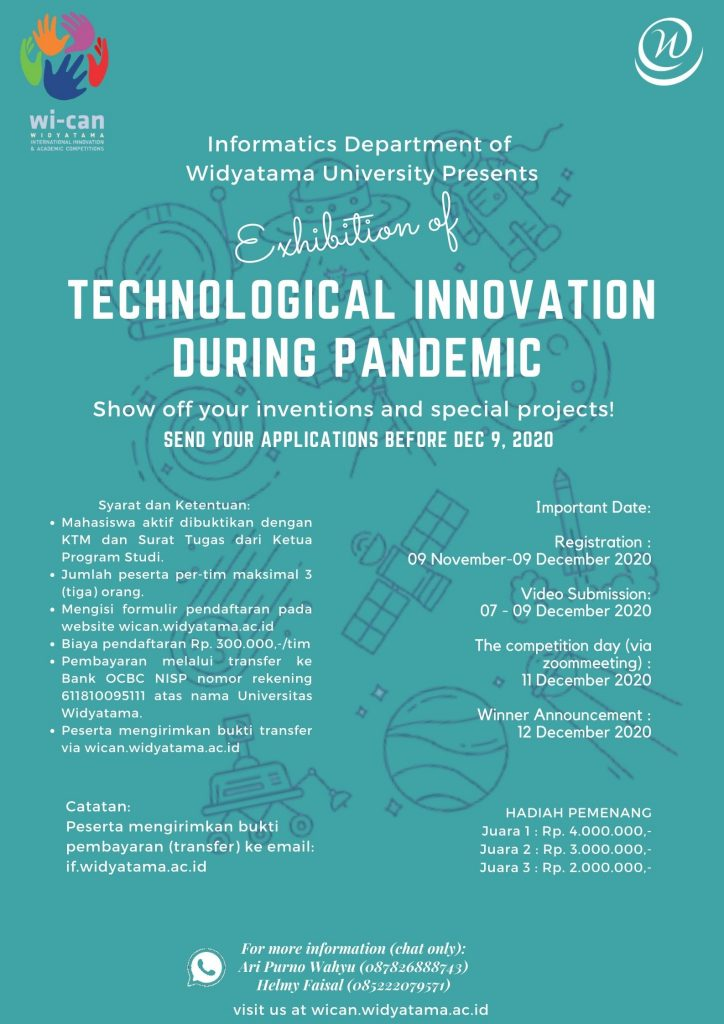 Exhibition of Technological innovation During Pandemic